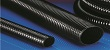Super heavy weight abrasion proof and electrically conductive PU ducting hose