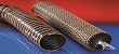 Abrasion-proof flame retardant polyurethane coated fabric flexible ducting hose for welding gas extraction