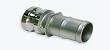 Kamlock Part E Stainless Steel Adaptor MIL-C-27487F